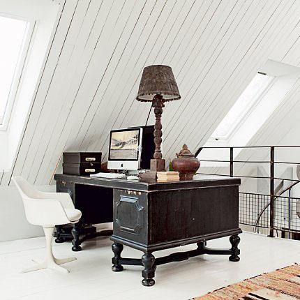 Bureau-sous-les-toits